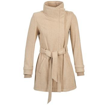 Clothing Women coats S.Oliver HAPYALE BEIGE