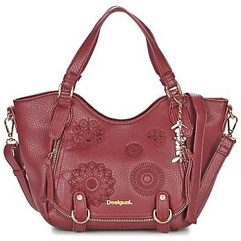 Bags Women Small shoulder bags Desigual ROTTERDAM MINI ALEXA BORDEAUX