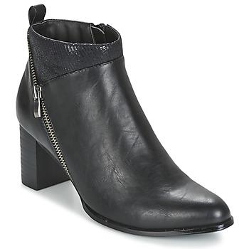 Shoes Women Ankle boots Moony Mood FOCAI Black