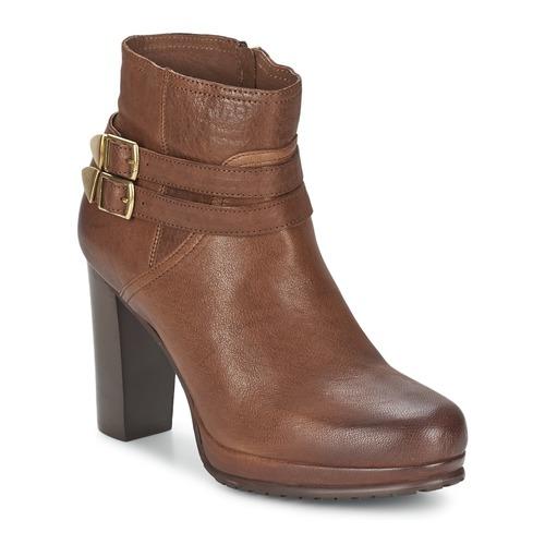 Shoes Women Shoe boots Koah BONNIE Cognac