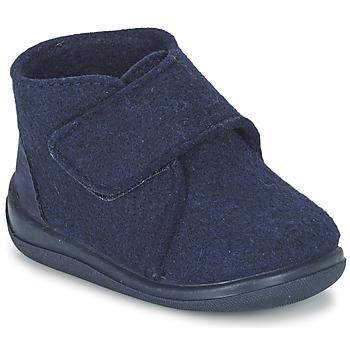 Shoes Children Slippers Citrouille et Compagnie FELINDRA Blue