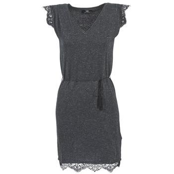 Clothing Women Short Dresses Le Temps des Cerises MANDALA Grey