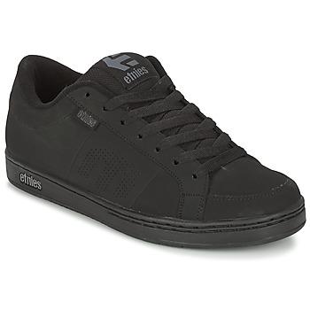 Shoes Men Low top trainers Etnies KINGPIN Black