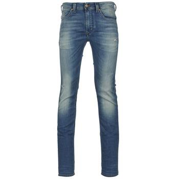 Clothing Men slim jeans Diesel THAVAR NE Blue