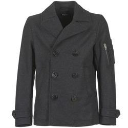 Clothing Men coats Diesel W SAMICO Grey