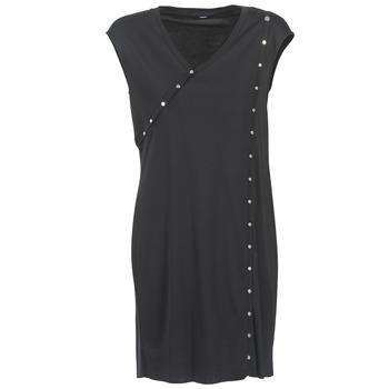Clothing Women Short Dresses Diesel D ANI Black