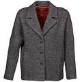 Bensimon  NOLA  womens Coat in Grey