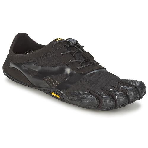 Shoes Men Multisport shoes Vibram Fivefingers KSO EVO Black