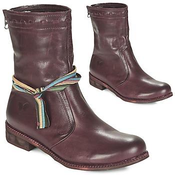 Shoes Women Mid boots Felmini BERTHA BORDEAUX
