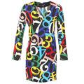Love Moschino  PICHANI  womens Dress in Multicolour