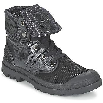 Shoes Women Mid boots Palladium BAGGY GL Black