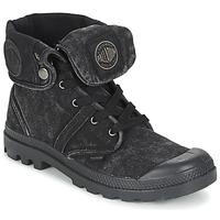 Shoes Mid boots Palladium US BAGGY Black