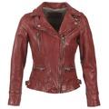 Oakwood  VIDEO  womens Leather jacket in Red