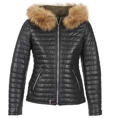 Clothing Women Duffel coats Oakwood 61677 Black
