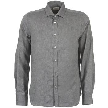 Clothing Men long-sleeved shirts Casual Attitude FOLI Grey