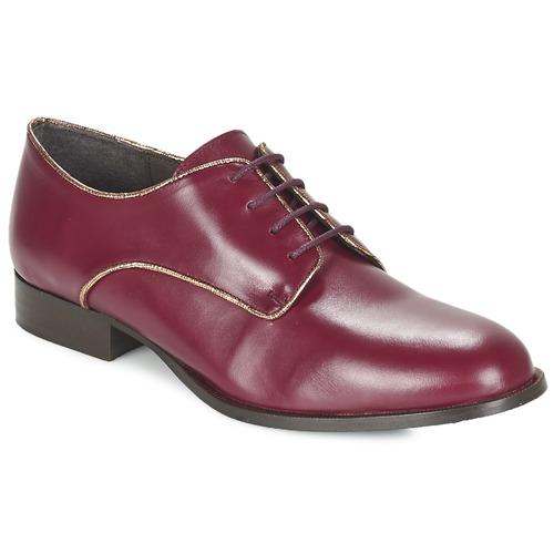 Shoes Women Derby Shoes Betty London FLOJE BORDEAUX