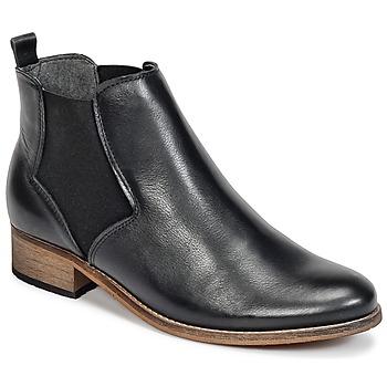 Shoes Women Mid boots Betty London FASSINE Black