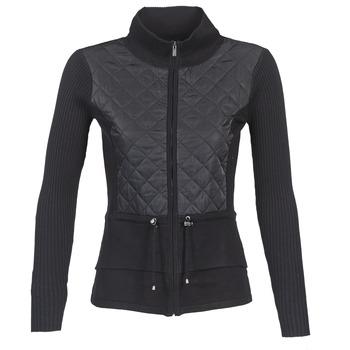 Clothing Women Jackets / Cardigans Morgan MSKO Black