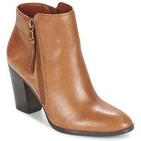 Shoes Women Shoe boots Ralph Lauren FAHARI COGNAC
