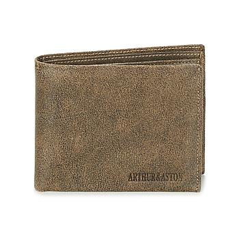 Bags Men Wallets Arthur & Aston RAOUL Chestnut