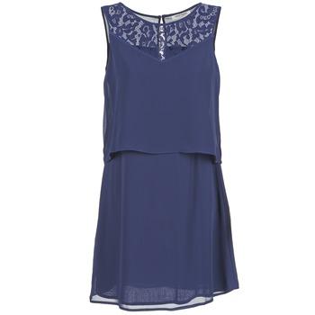 Clothing Women Short Dresses Naf Naf LYANA MARINE