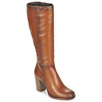 Shoes Women High boots Tamaris LOUGA COGNAC