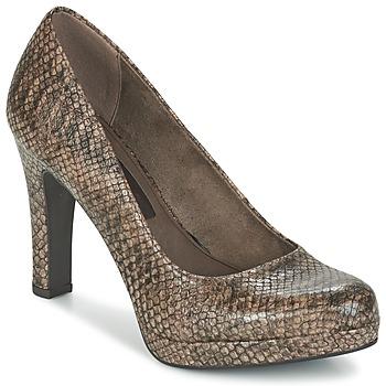 Shoes Women Heels Tamaris SYLVA Brown