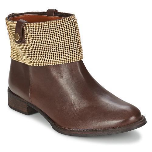 Shoes Women Mid boots Schutz WAIPOHI Brown