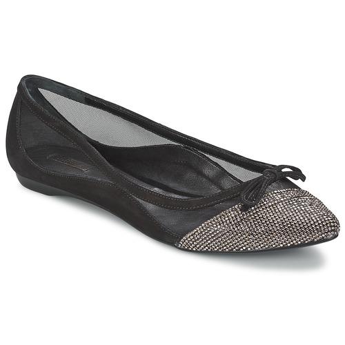 Shoes Women Flat shoes Schutz KANI Black