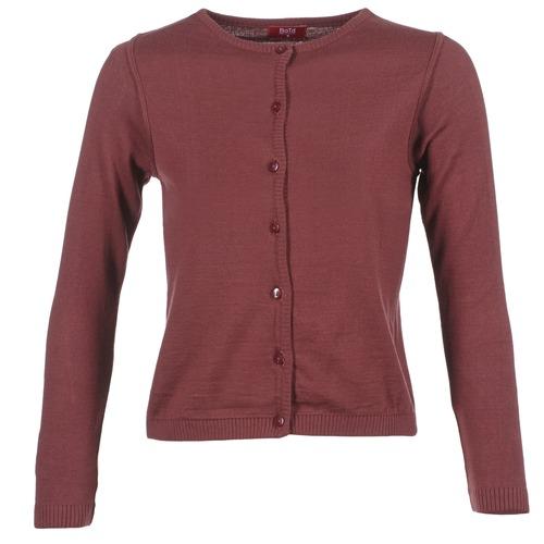 Clothing Women Jackets / Cardigans BOTD EVANITOA Bordeaux