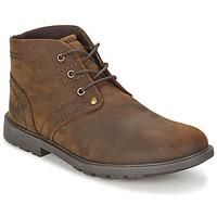 Shoes Men Mid boots Caterpillar CARSEN MID Tan