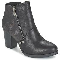 Shoes Women Ankle boots LPB Woman BALTIMORE Black