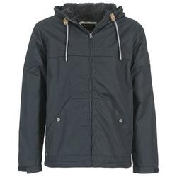 Clothing Men Jackets Quiksilver WANNA SHERPA Black