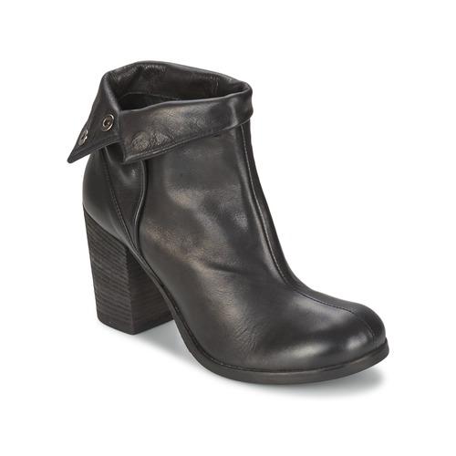 Shoes Women Ankle boots JFK GUANTO Black