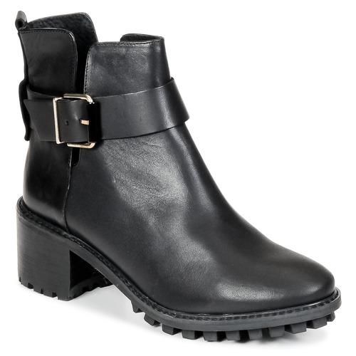 Shoes Women Mid boots Miista GRETA Black