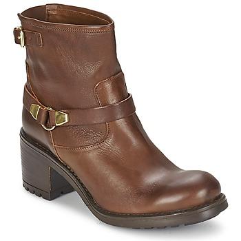 Shoes Women Ankle boots Lola Espeleta KO-SAMUI COGNAC