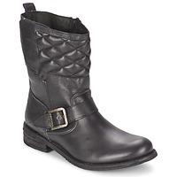 Shoes Women Mid boots Felmini GREDO ELDO  BLACK