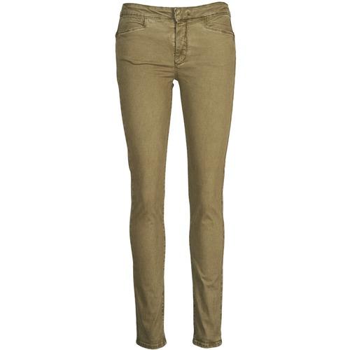 Clothing Women slim jeans Acquaverde JOE Bronze
