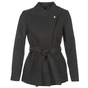 Clothing Women coats Vero Moda FIELIGA Black