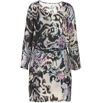 Clothing Women Short Dresses Chipie SERRENA Multicoloured