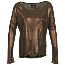 Clothing Women Long sleeved tee-shirts Chipie NINON GOLD