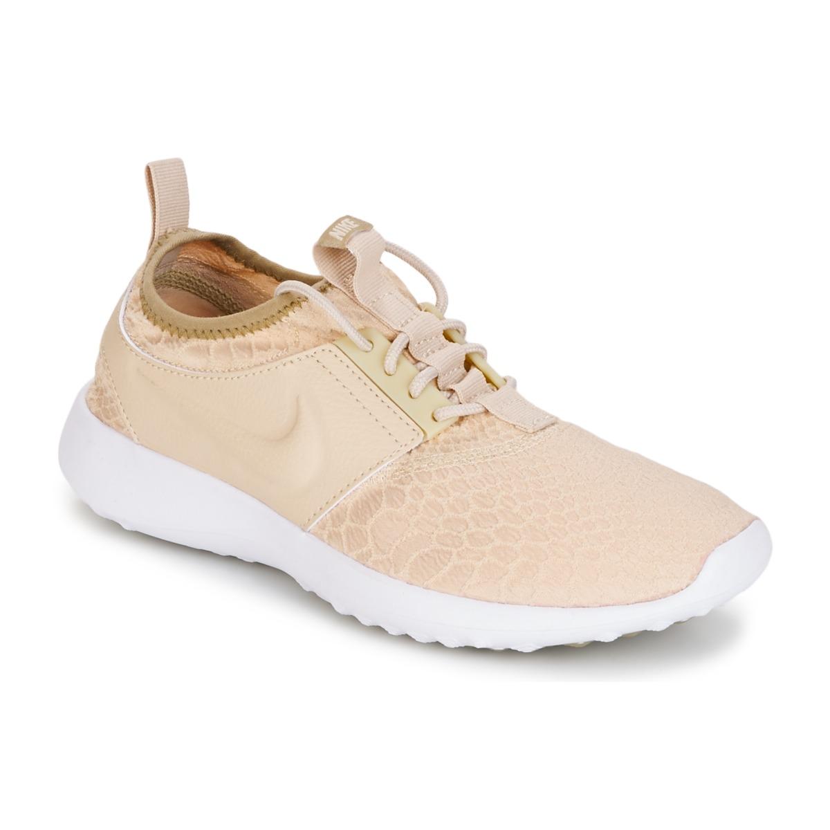 Nike JUVENATE SE W BEIGE Shoes Low top trainers Women low-cost