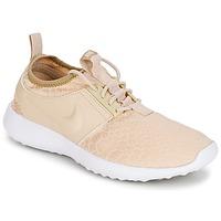Shoes Women Low top trainers Nike JUVENATE SE W Beige