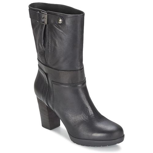 Shoes Women Ankle boots Janet Sport RELVUNE Black