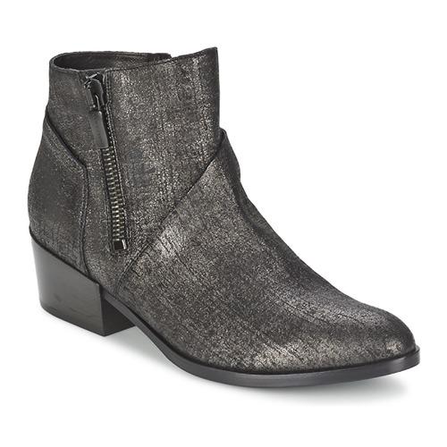 Shoes Women Mid boots Janet&Janet VILLIA Black