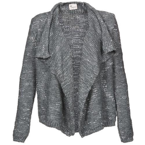 Clothing Women Jackets / Cardigans Stella Forest BGI002 Grey