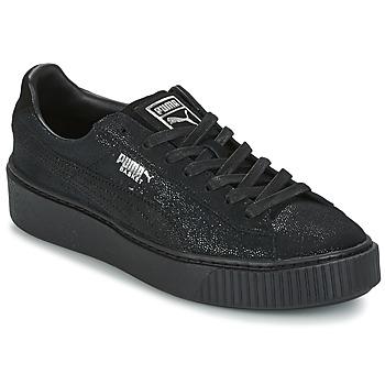 Shoes Women Low top trainers Puma PUMA PLATFORM RESET WN'S Black