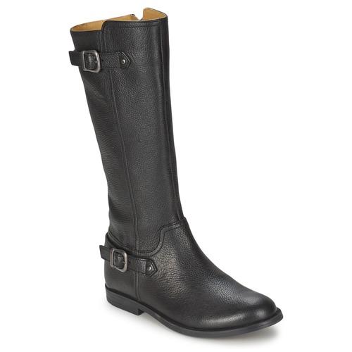Shoes Girl High boots Start Rite GALLOP Black