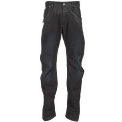Clothing Men straight jeans G-Star Raw NEW ARC ZIP 3D Black