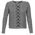 Manoush  TORSADE  womens Sweater in Grey